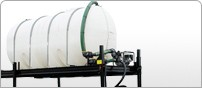 Dust control sprayer