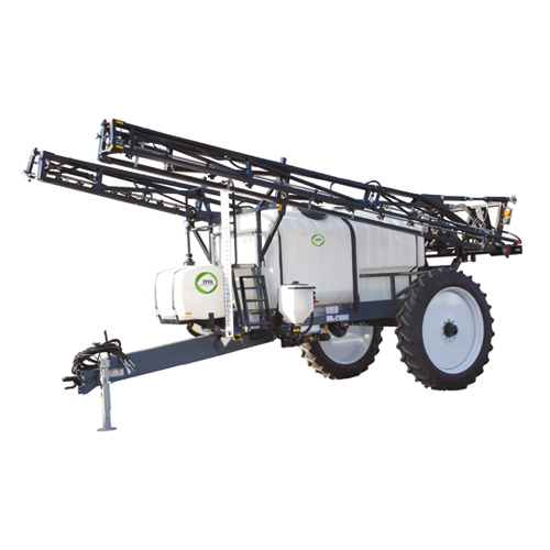 NEW 2011 Model. The new Novation sprayer, designed for cash crop, available in versions of 1000 & 1250 gallons will be the first product to proudly display the new color and the new image of MS Gregson.