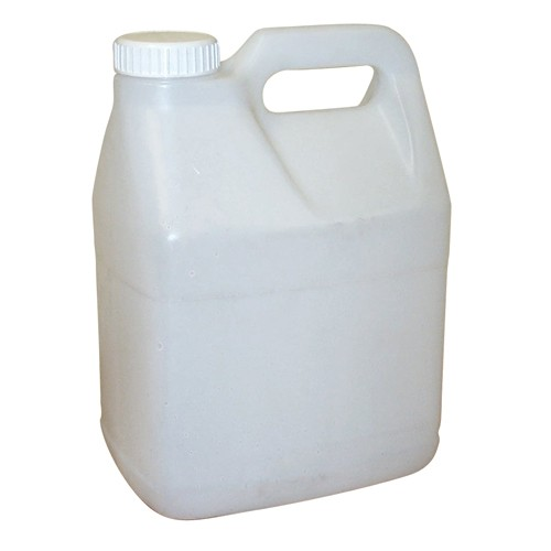 This one-gallon (four-litre) soap jar can be installed directly on your MS pressure washer frame.